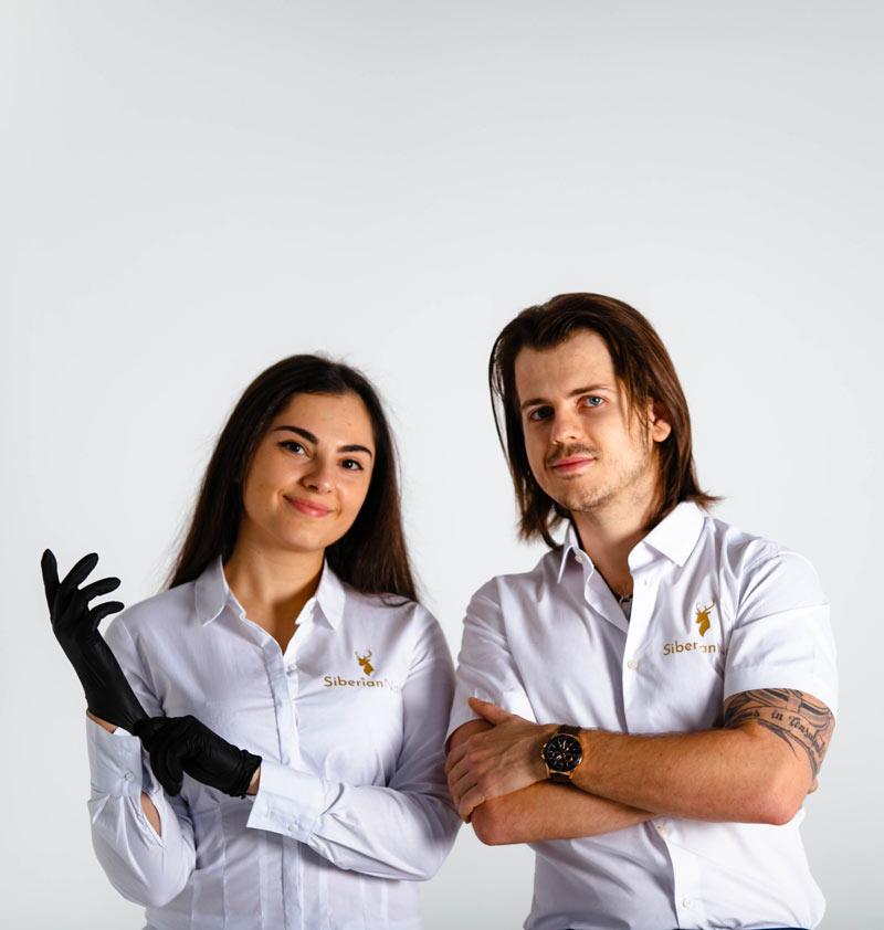 Servicios siberian Nails